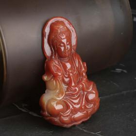 Phật Bà Quan Âm King Jade 008